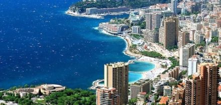 Helicopter transfer from Marseille - Monaco airport