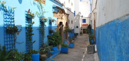 Charter a private jet for Rabat