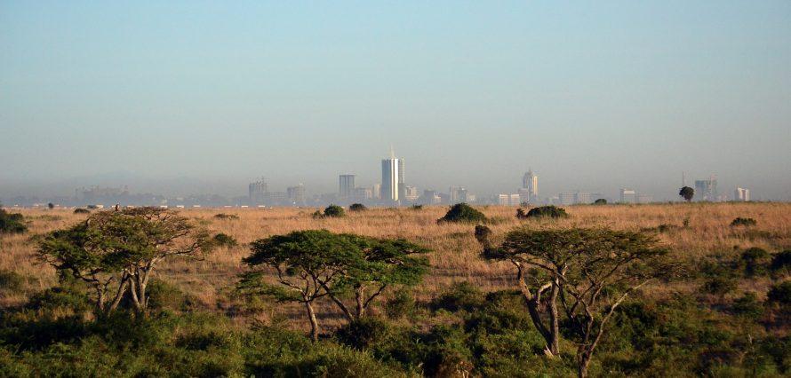 Private jet hire in Nairobi