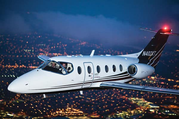 Nextant 400 Xt Private Jet Hire