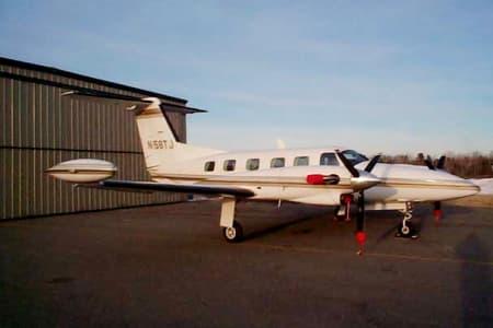 Piper Cheyenne 2 Private Jet Hire
