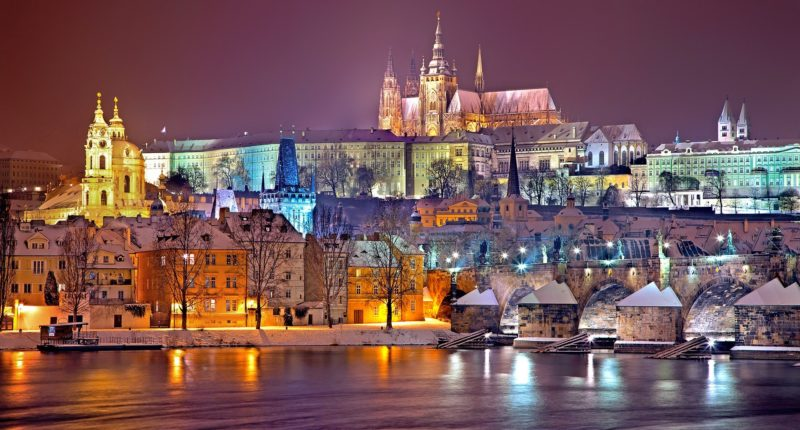 Private jet hire in Prague