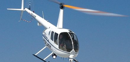 Robinson R44 Helicopter Charter