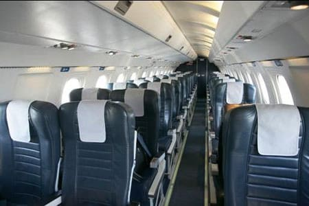SAAB 340 regional aircraft rental
