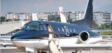 Sabreliner 65 Private Jet Hire