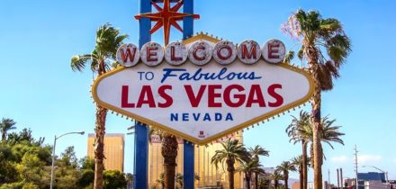Private jet hire in Las Vegas Airport