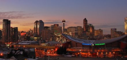 Private jet hire in Calgary Airport