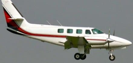 Cessna 303 Crusader Private Jet Hire