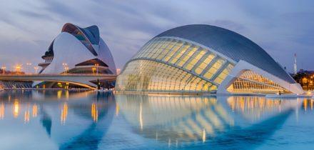 Private jet hire in Valencia