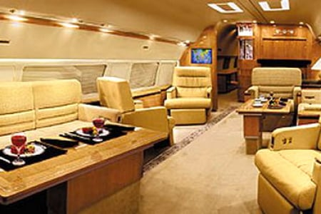 Boeing 757 Private Jet Hire