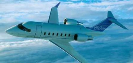 Challenger 605 Private Jet Hire