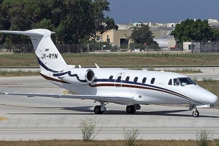 Citation 3 Private Jet Hire