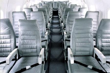 Dash 8 100 Private Jet Hire