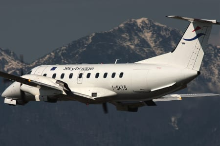 Embraer 120 Private Jet Hire