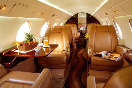 Falcon 20 Private Jet Hire