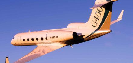 Gulfstream G450 Private Jet Hire