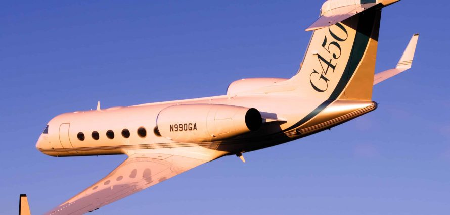 Gulfstream G450 Private Jet Hire