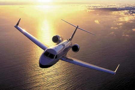 Gulfstream G4 Private Jet Hire
