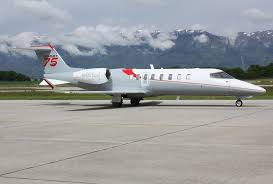 Learjet 75 Private Jet Hire