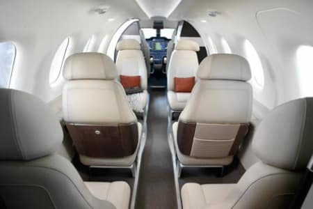 Phenom 300 Private Jet Hire