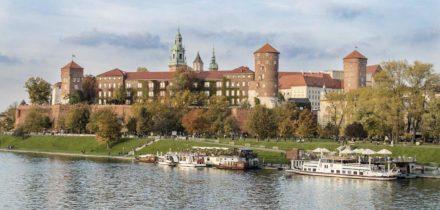 Private jet hire in Krakow