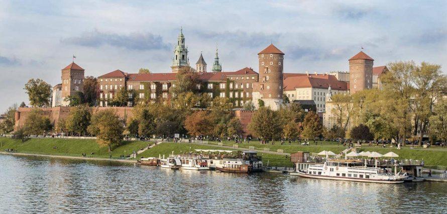 Private jet hire in Krakow John Paul Ii