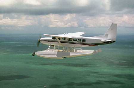 Book a jet in The Caribbean By Private Plane or helicopter