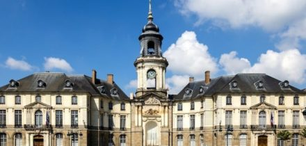 Private jet hire in Rennes Airport Saint Jacques