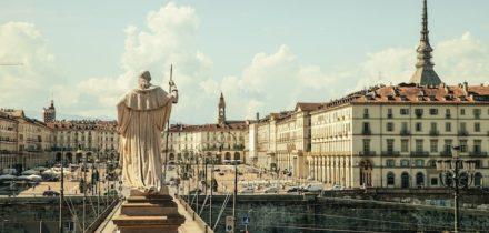 Private jet hire in Turin