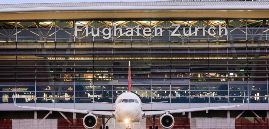 Private jet hire in Zurich Airport
