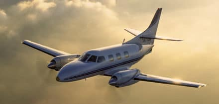 Merlin III Private Jet Hire