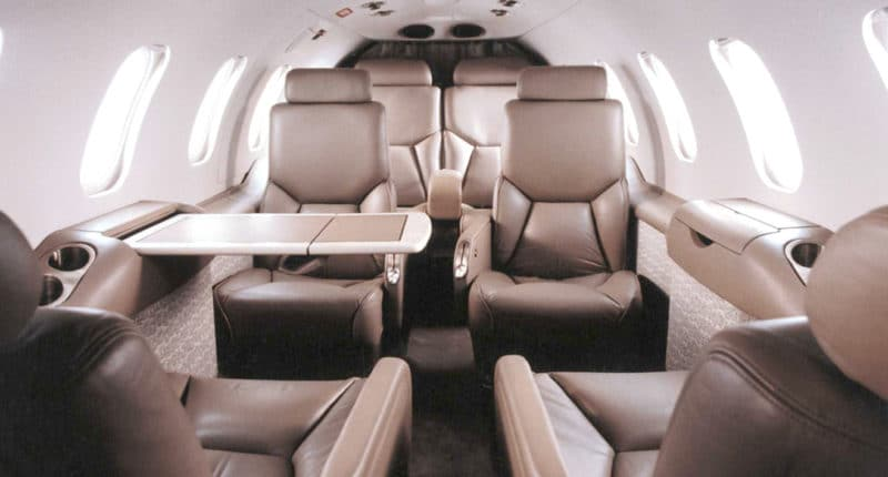 Learjet 35 Private Jet Hire