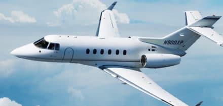 Hawker 900 Xp Private Jet Hire