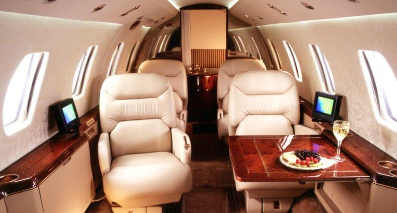 Citation 7 Private Jet Hire