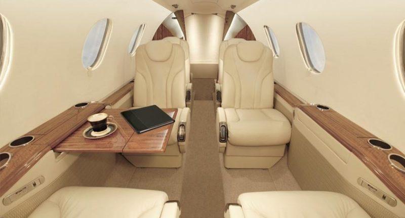 Raytheon Premier Private Jet Hire
