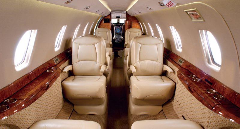 Citation 6 Private Jet Hire
