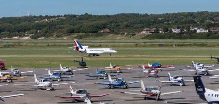 Private jet hire in Touquet Cote Dopale