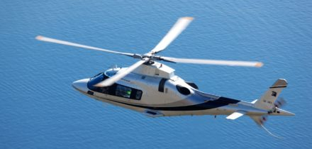 Agusta 109 Helicopter Charter