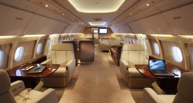 Airbus A318 Elite Private Jet Hire