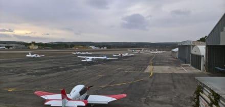 Private jet hire in Aix En Provence Les Mille Airport