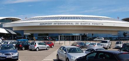 Private jet hire and helicopter in Bastia Poretta Airport