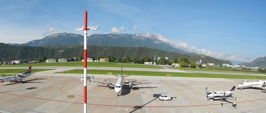 Private jet hire and helicopter in Bolzano Italy