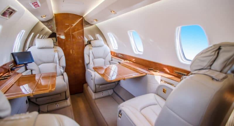 Citation X Private Jet Hire