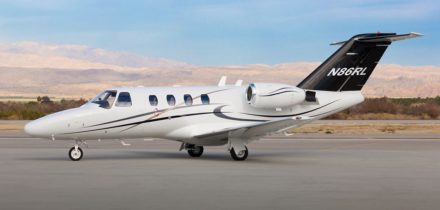Citation Jet 525 Very Light Jet Private Jet Hire