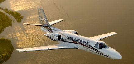 Jet privé Citation Cessna Encore