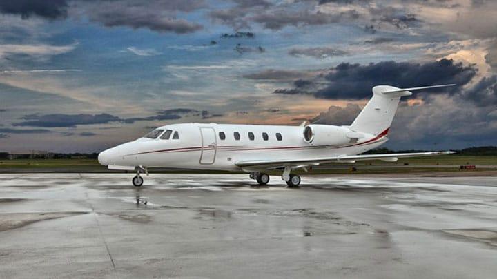 Citation III Private Jet Hire
