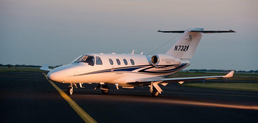 Citation M2 Private Jet Hire