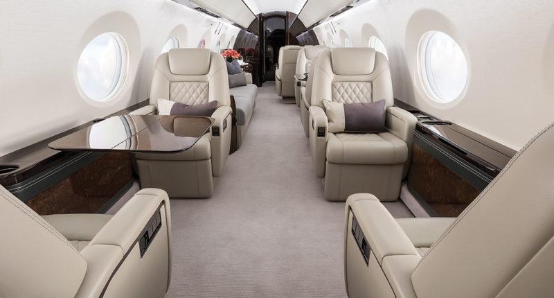 Gulfstream G5 Jet Hire