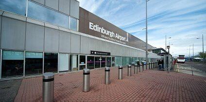 Private jet hire in Edimbourg