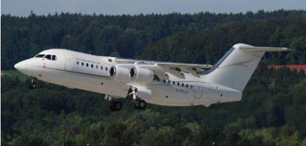 Rj 85 Vip Private Jet Hire